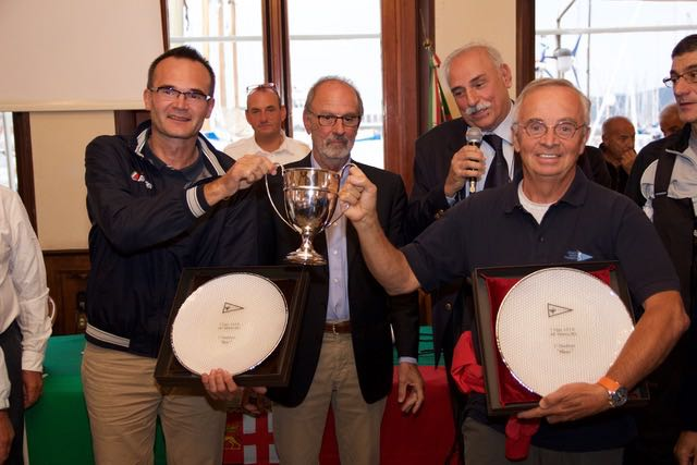 Antonio Bandini (a destra)